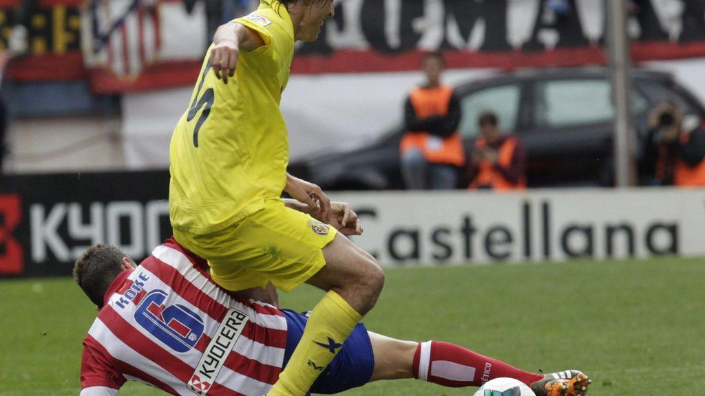 Atléti VS Villarreal
