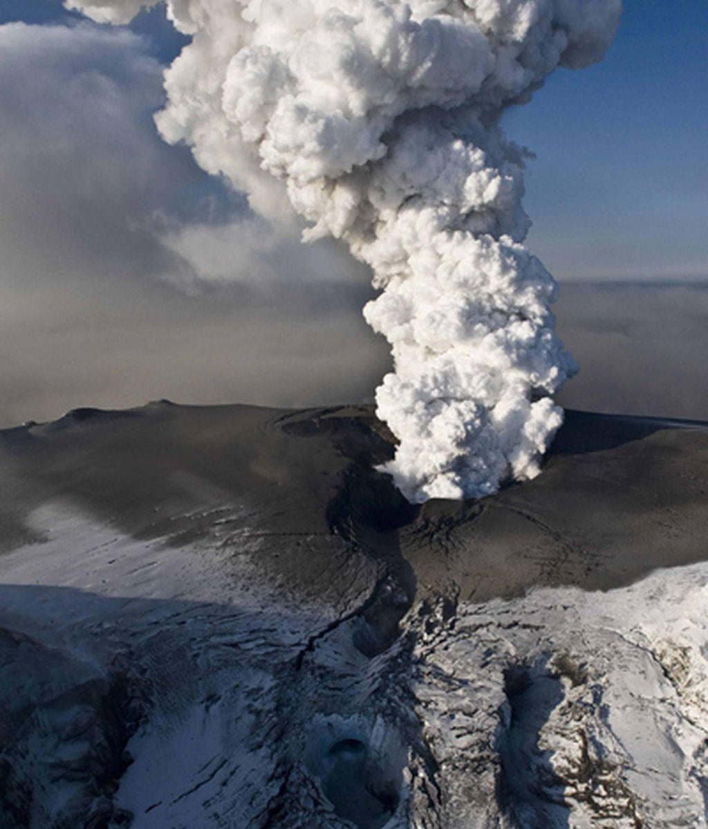 Las consecuencias de la erupción