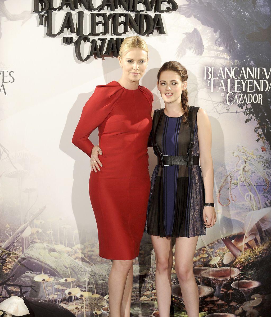 Charlize Theron y Kristen Stewart