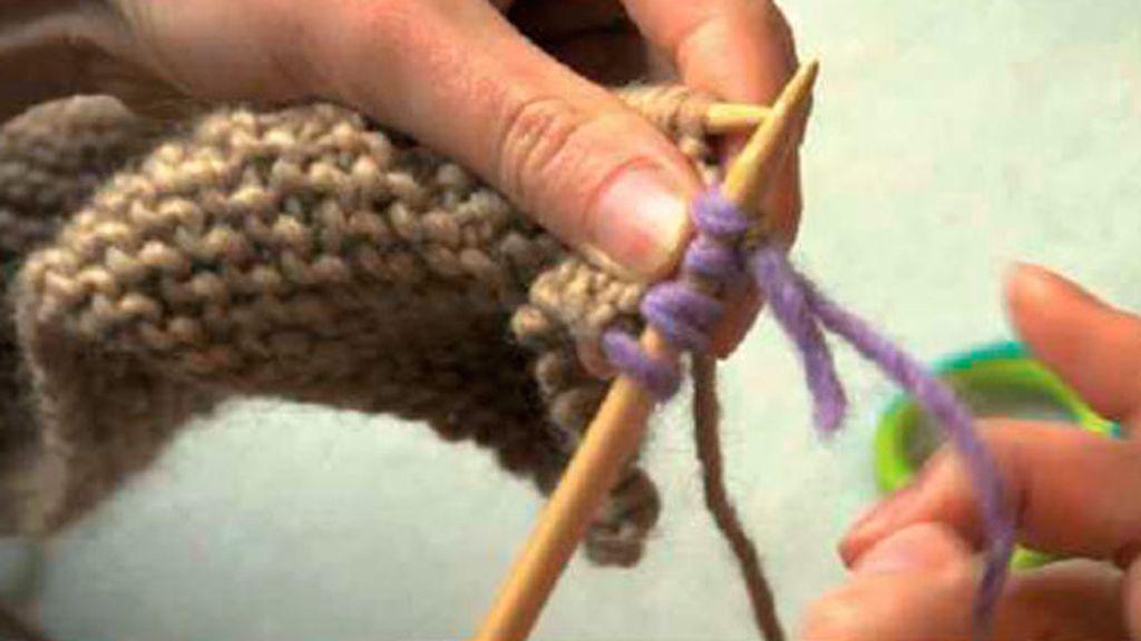 Tricotosas 18: Enseña a tejer a tus hijos