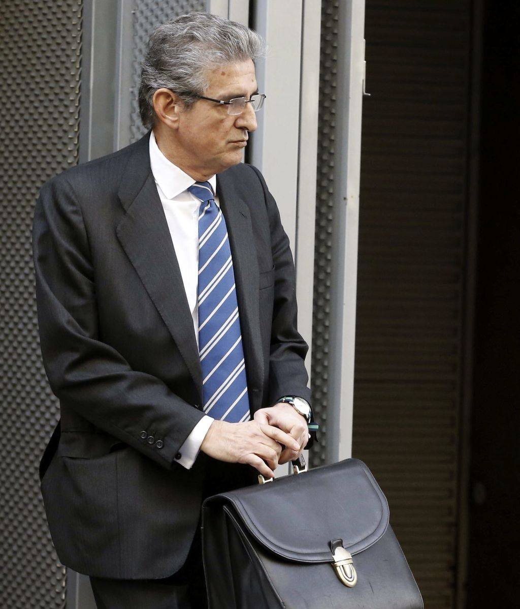 Matías Amat, uno de los hombres de confianza de Miguel Blesa en Caja Madrid