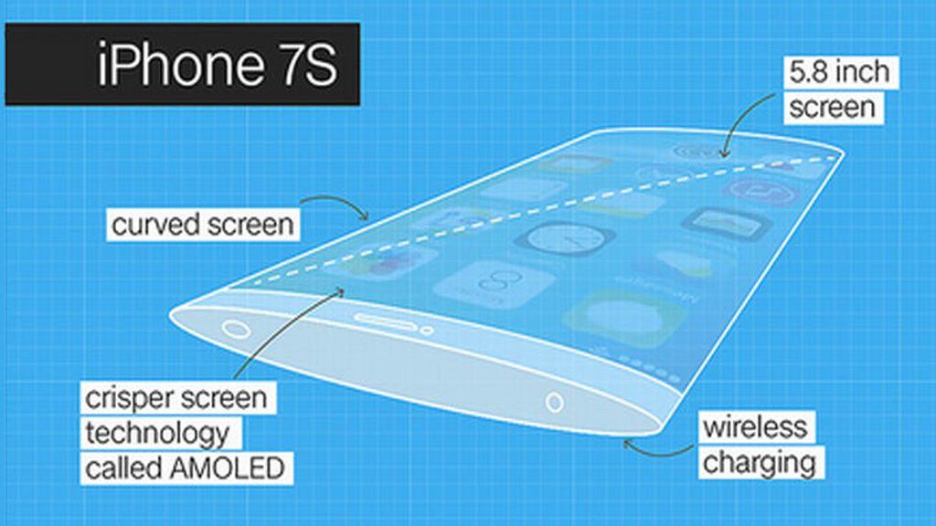Apple,nuevo modelo iPhone,iPhone,iPhone 7,iPhone7S