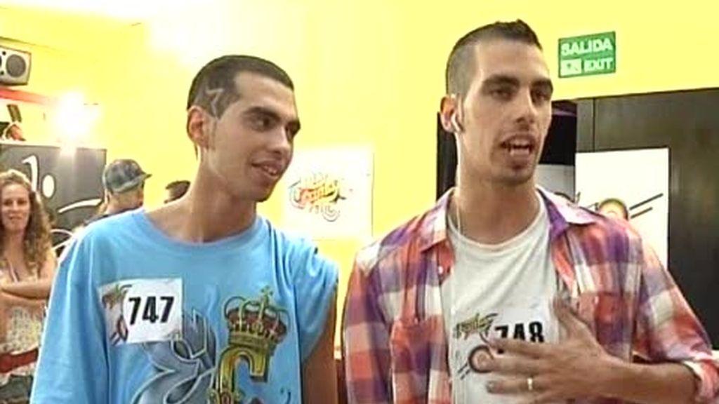 AVANCE: ¿Pasará el casting alguno de los dos hermanos?