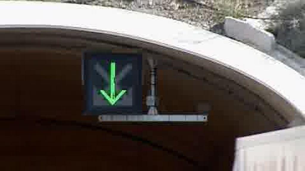 Comienzan a multar los radares de tramo
