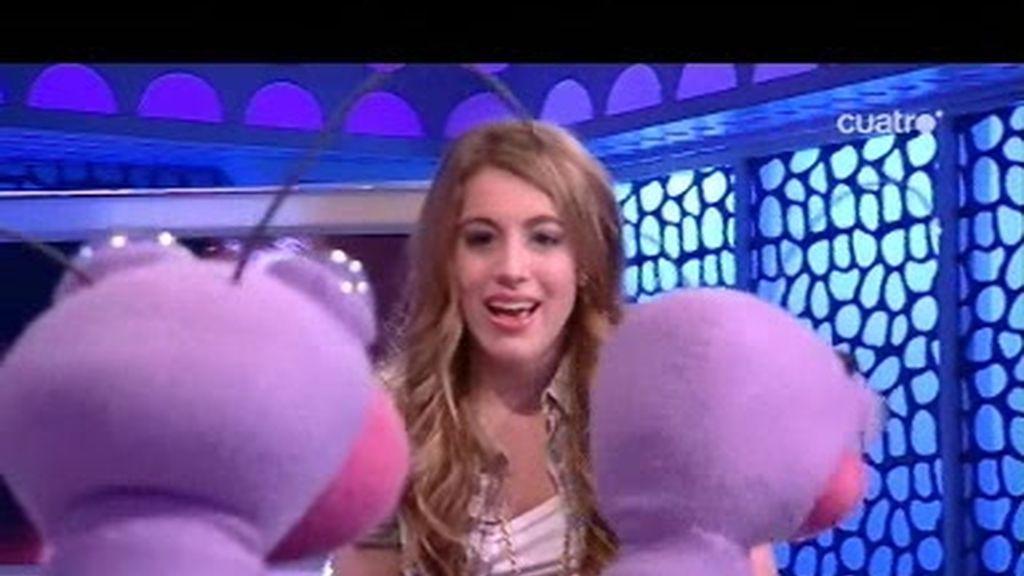 Laura Esquivel canta y crea un nuevo vídeo musical