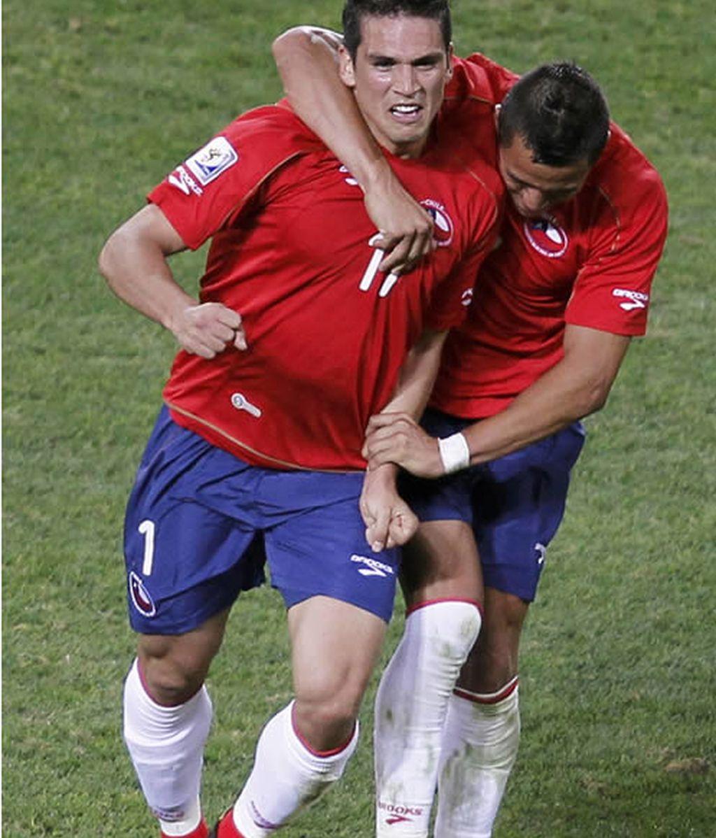 El fútbol atacante de Chile