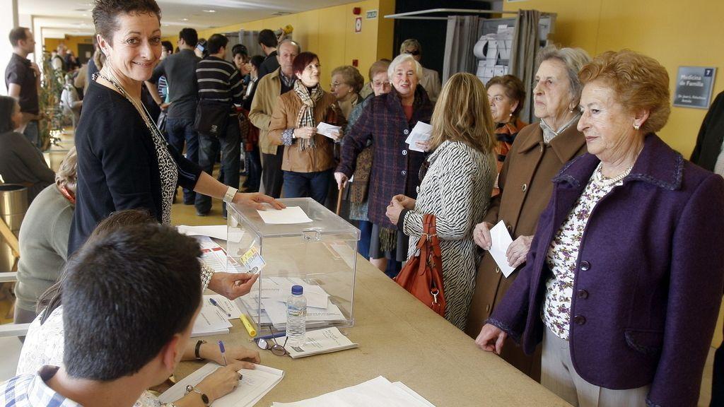 Elecciones en Asturias