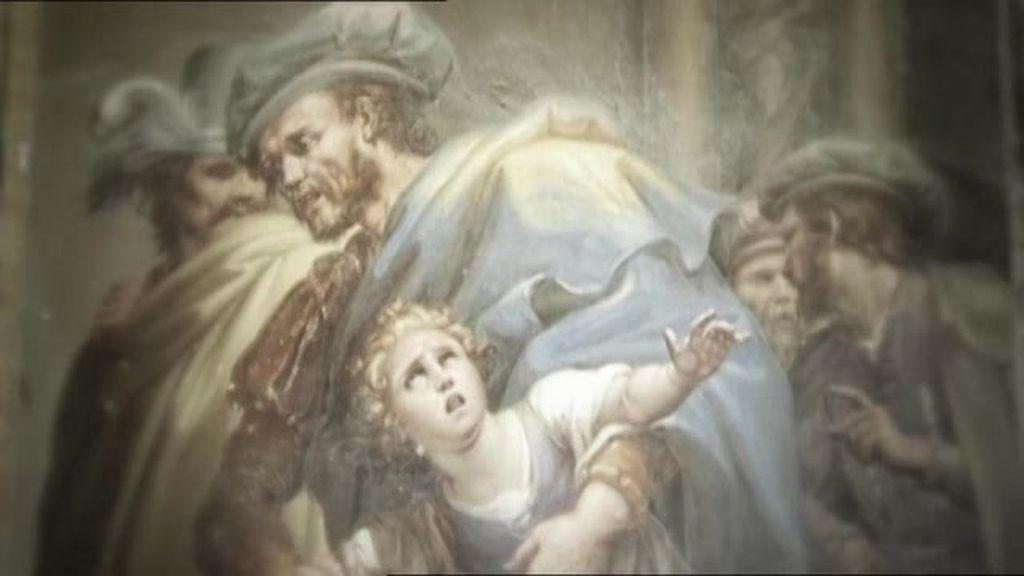 Los niños de la cruz contra Dios