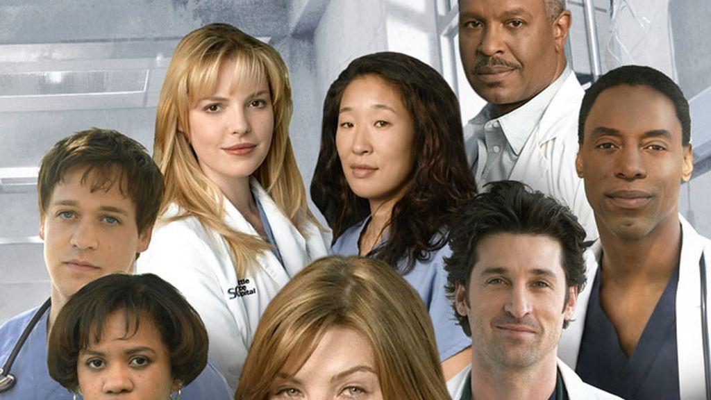 Primera temporada. Anatomía de Grey