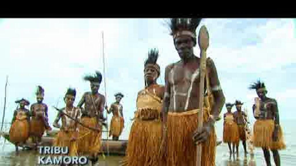Promo Perdidos en la Tribu: Los kamoro