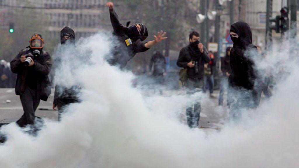 Nuevos disturbios en Grecia
