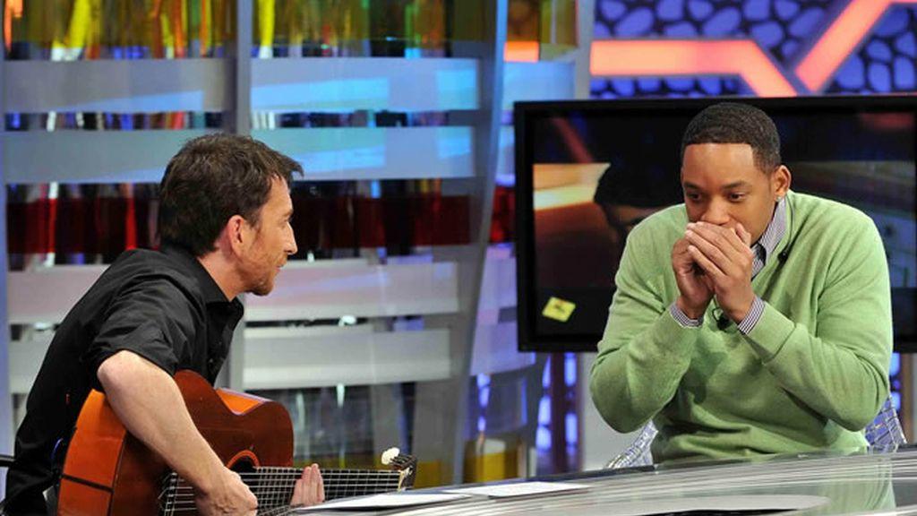 Will Smith rapeó la canción de El Príncipe de Bel Air