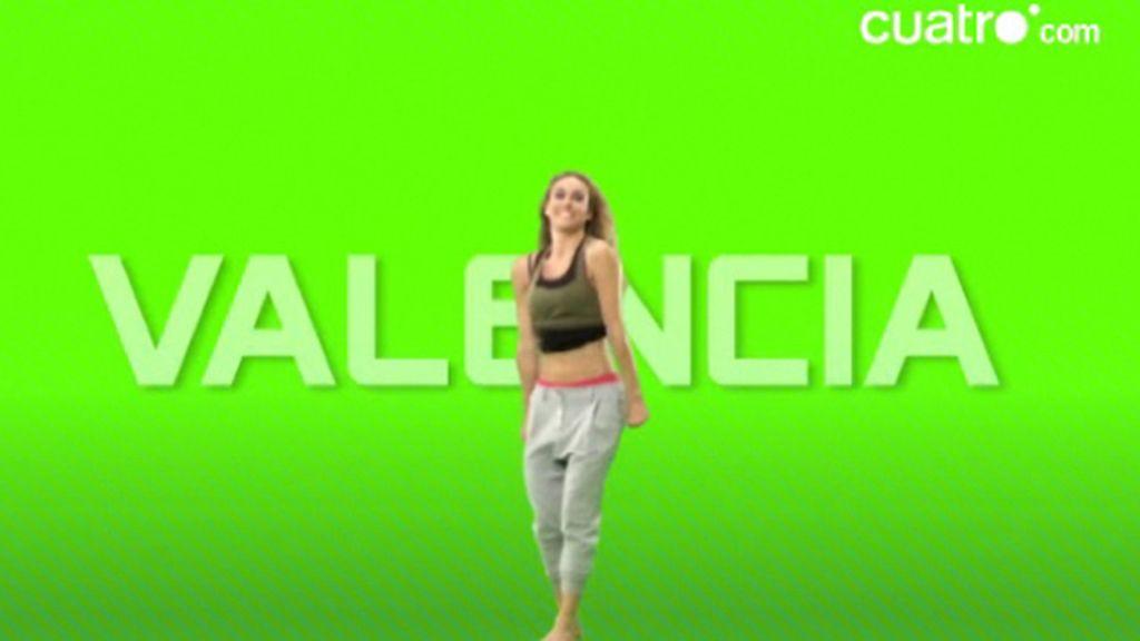 Coreografía para el casting de Fama Revolution en Valencia