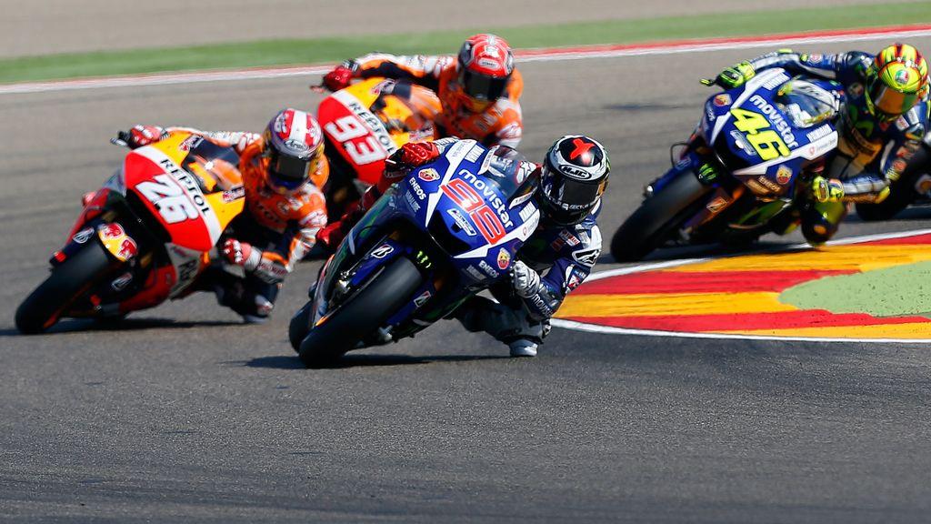 MotoGP, Jorge Lorenzo, Valentino Rossi