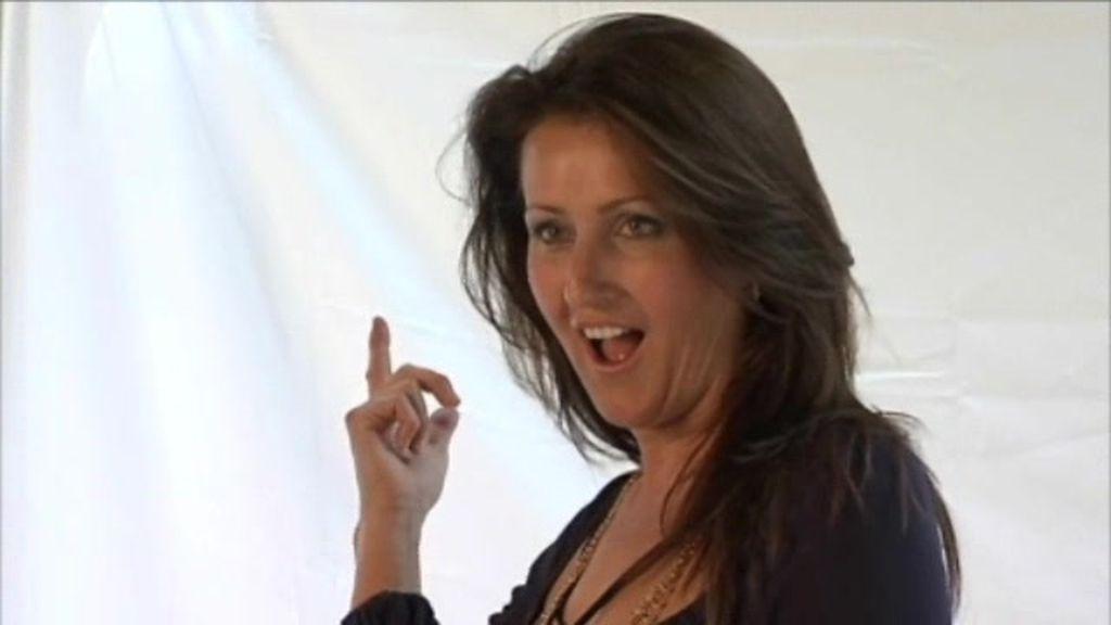 Promo Casadas con Hollywood: Pilar