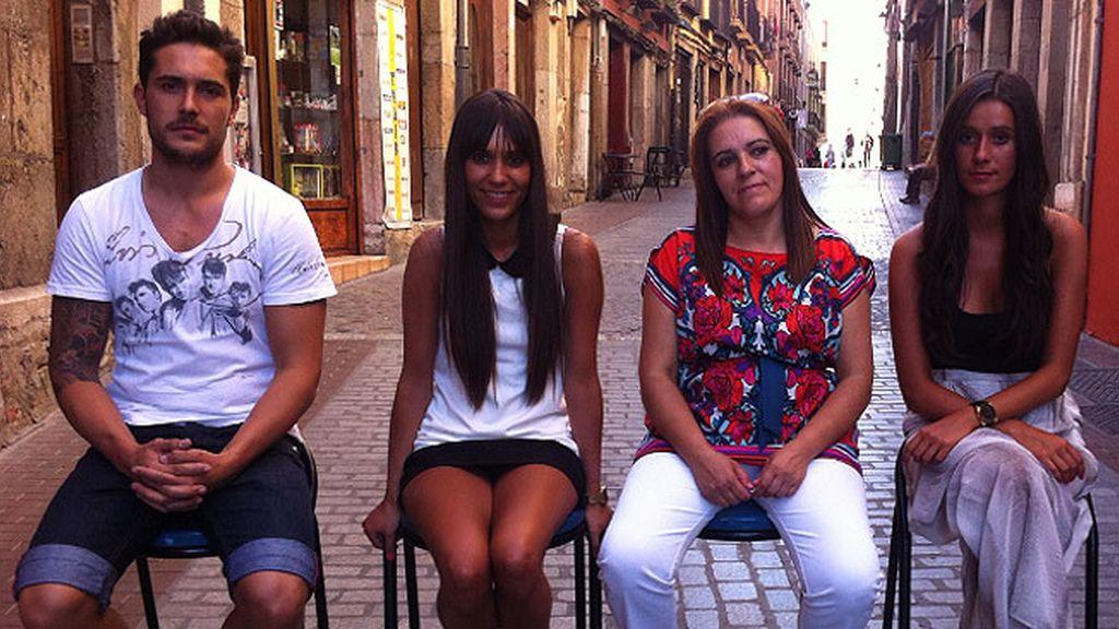 Las familias españolas esperan la visita de las tribus