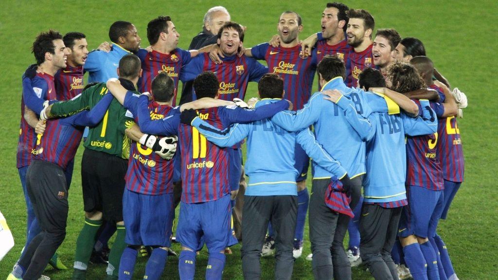 Barcelona, campeón del Mundial de Clubes