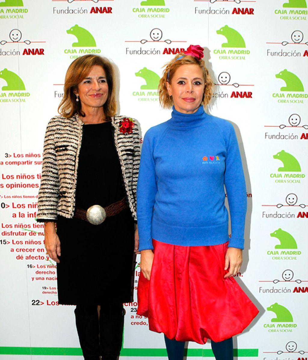 Ágatha Ruiz de la Prada: dime de quién te vistes y te diré quién eres