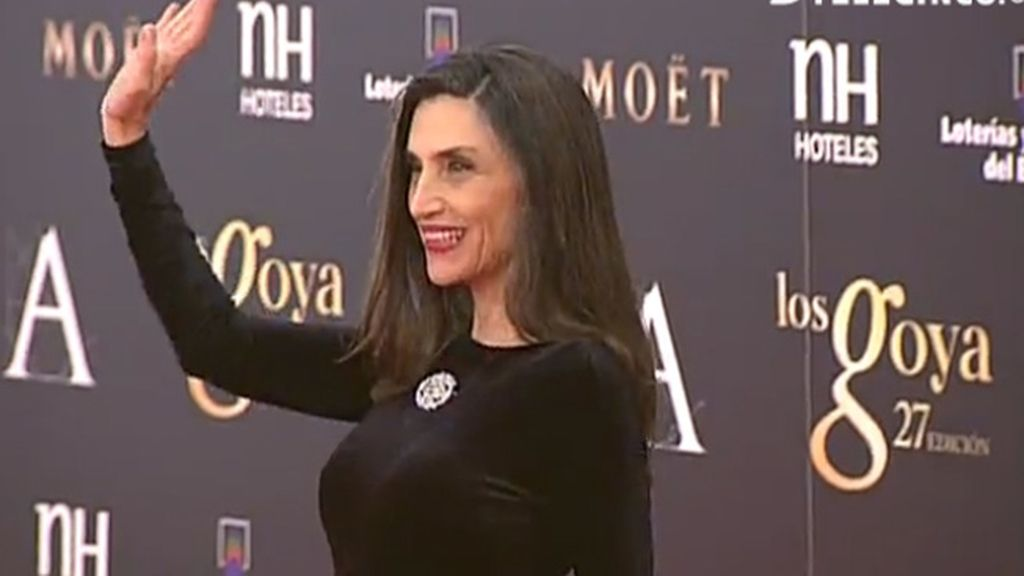 Ángela Molina, de Lorenzo Caprile
