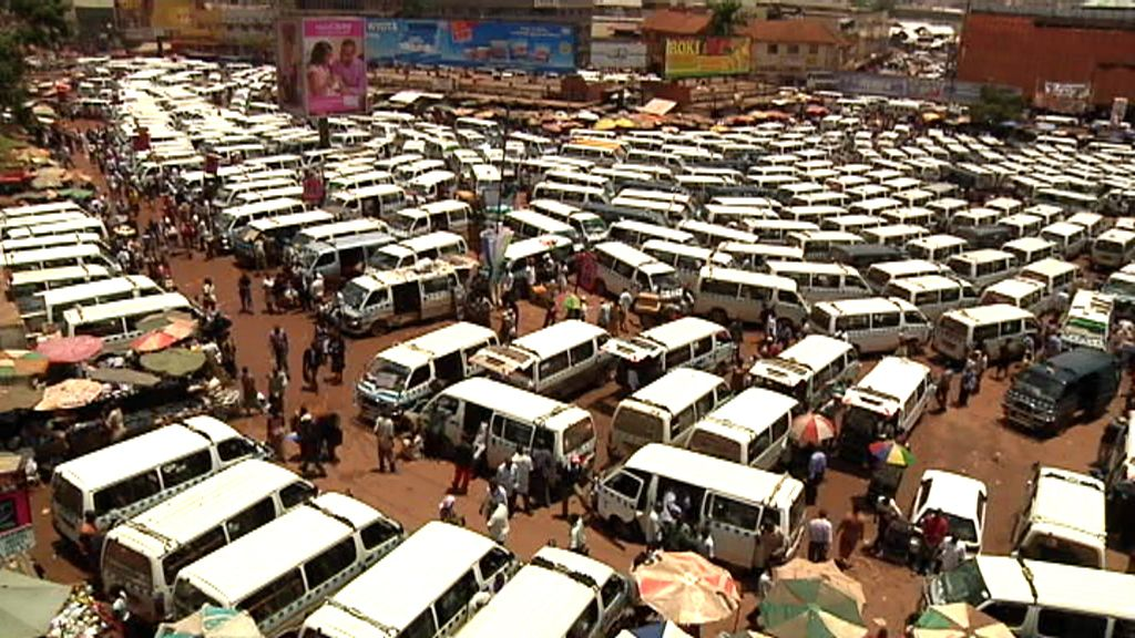 Callejeros viajeros: Uganda