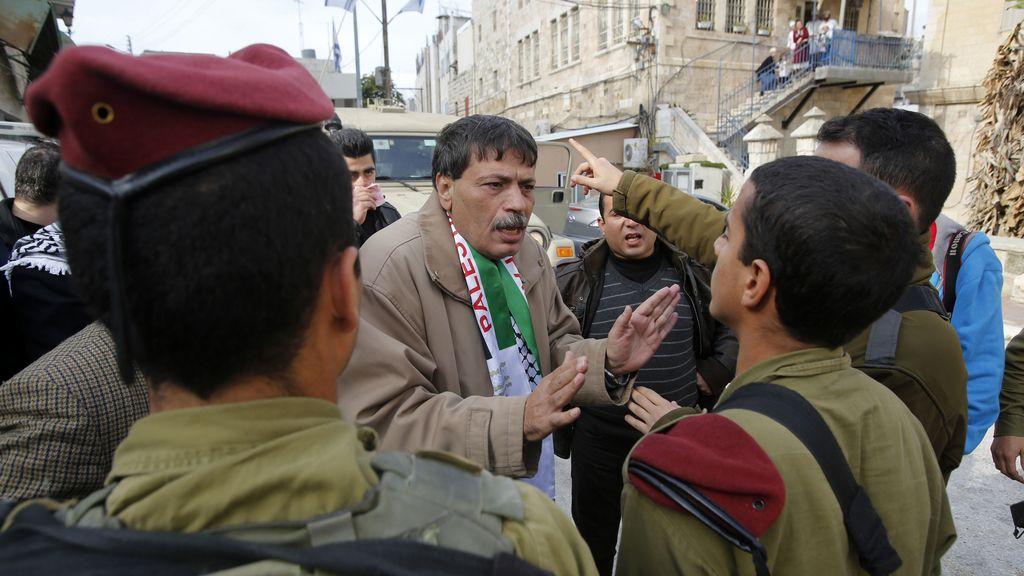 Muere el ministro palestino Ziad Abu Ein tras un altercado con soldados israelíes en Cisjordania