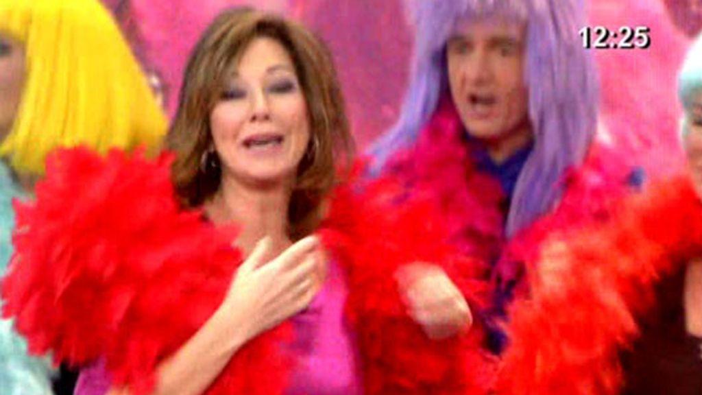 Operación Drag Queen en 'Ana Rosa'