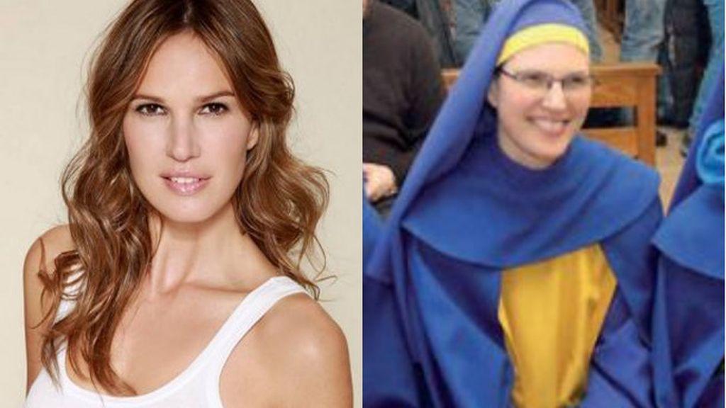 La modelo y actriz española que se convirtió en monja