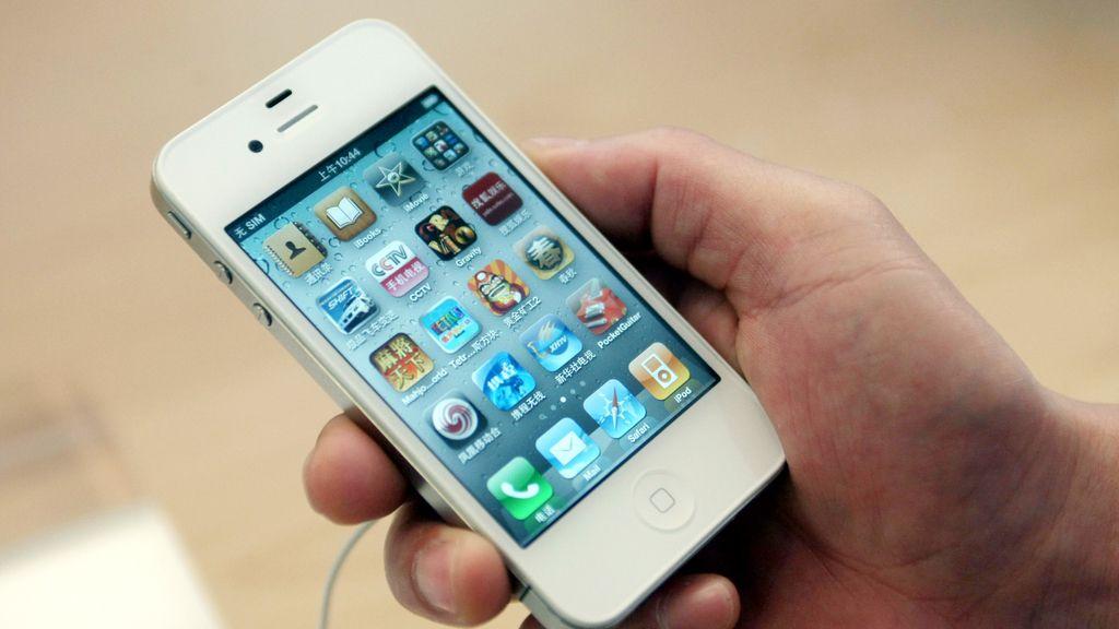 Miles de usuarios españoles de 'smartphones'