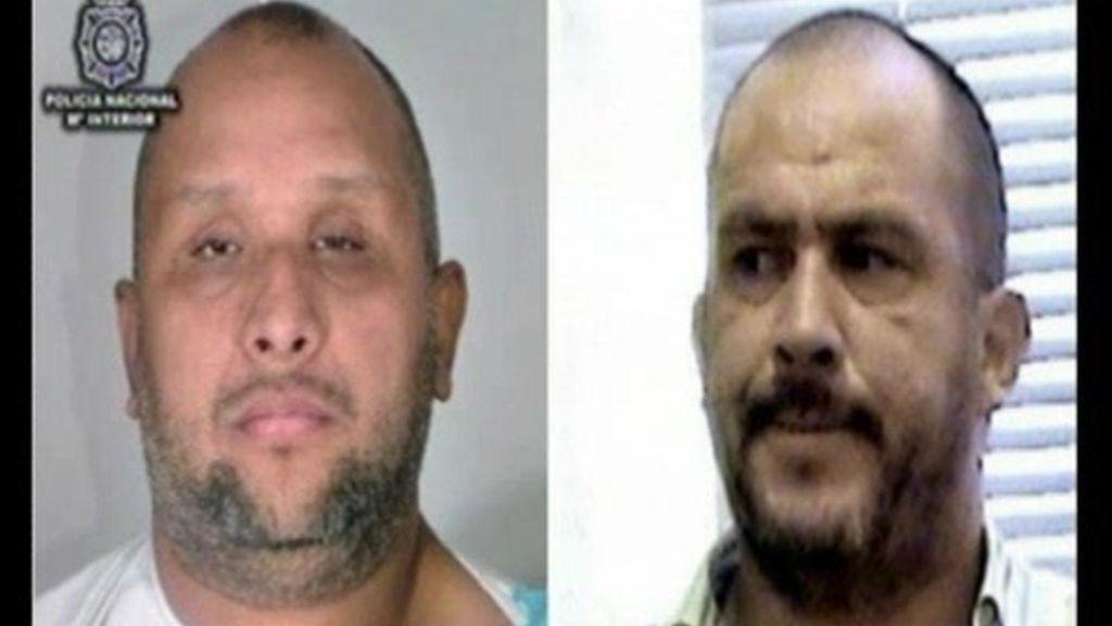 Detenidos dos sicarios colombianos en Valencia