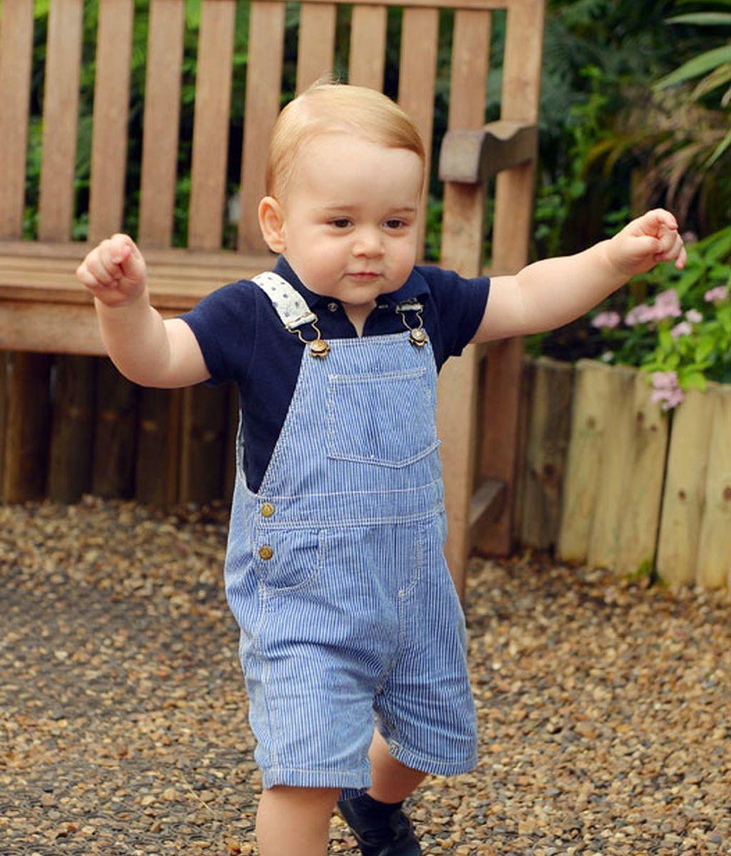 ¡Feliz cumpleaño, príncipe George!