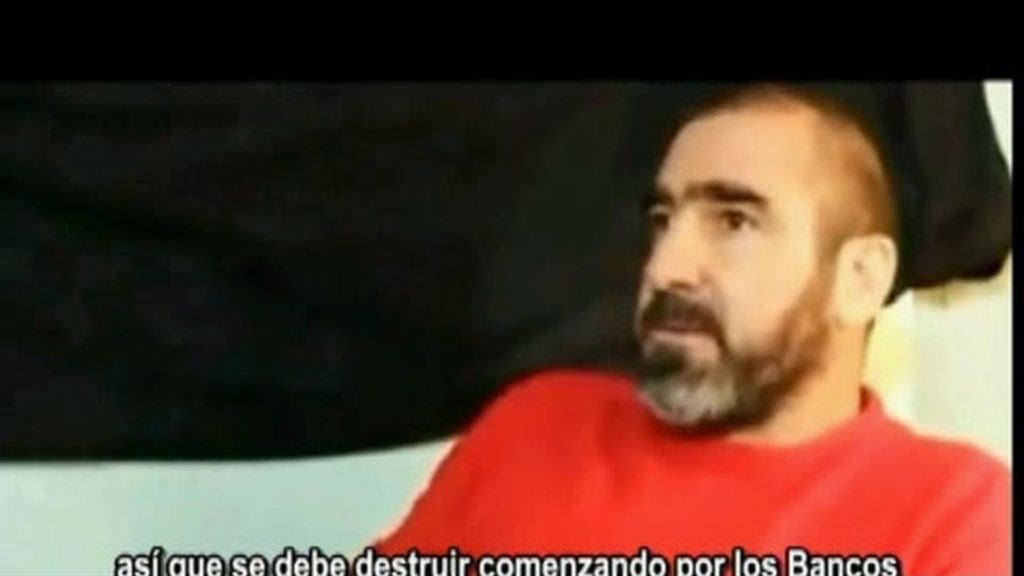 Eric Cantona, antisistema
