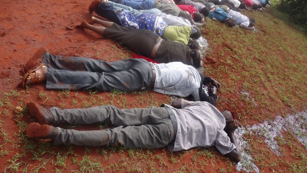 28 muertos en un ataque contra un autobús en Kenia