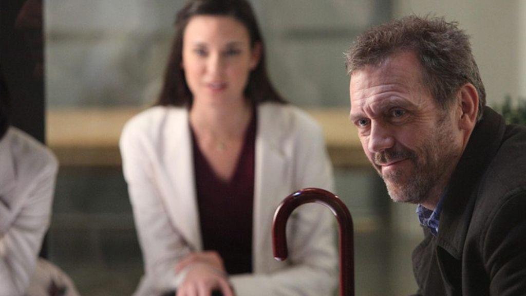La doctora Adams sospecha que House está enfermo