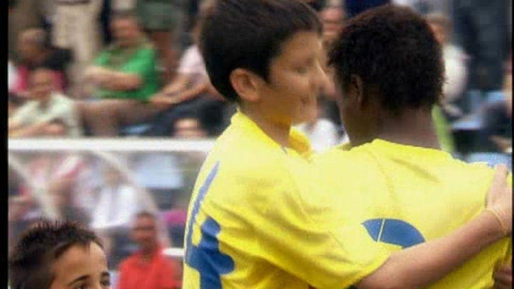 Promo Fútbol 7: Disfruta con las estrellas del futuro