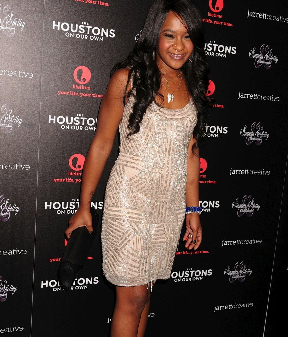 Hija de Whitney Houston