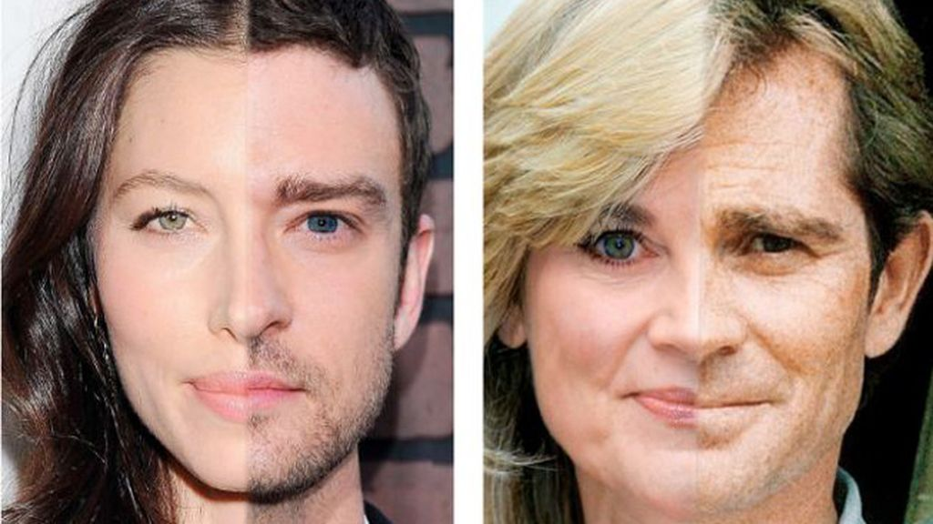 Justin Timberlake y Jessica Biel/ Anthea Turner y Grant Bovey