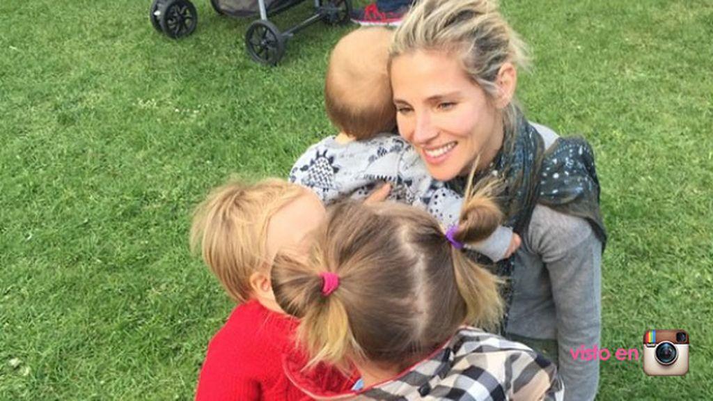 """Elsa Pataky: """"No hay nada más especial en el mundo que ser mamá. Felicidades a todas"""""""