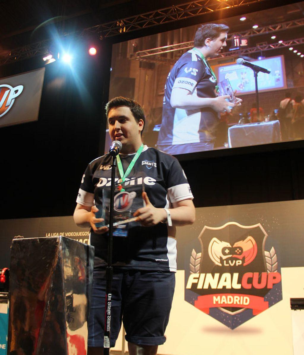 Methodz recibe el MVP de Call of Duty