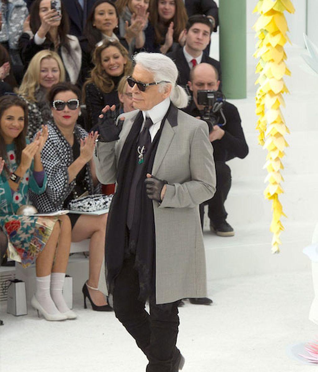 ¿Qué está pasando con Karl Lagerfeld?