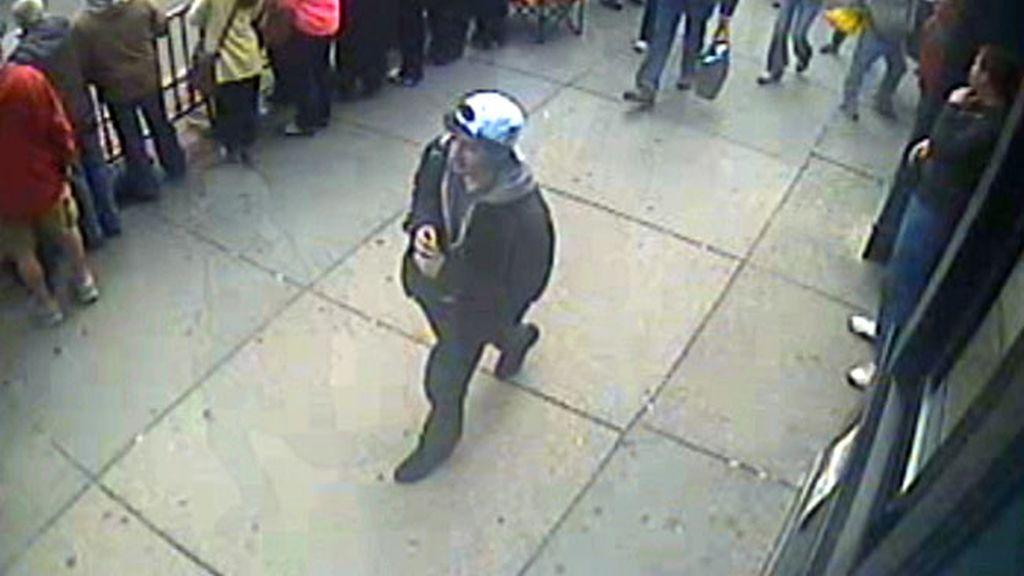 Los sospechosos en el atentado de Boston