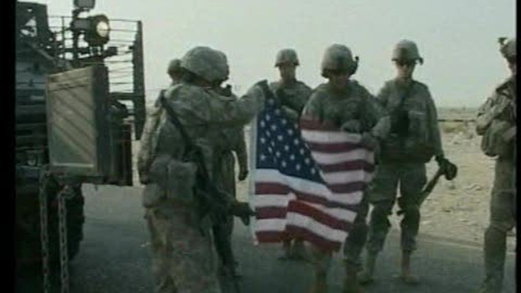Fin a las misiones de combate en Irak