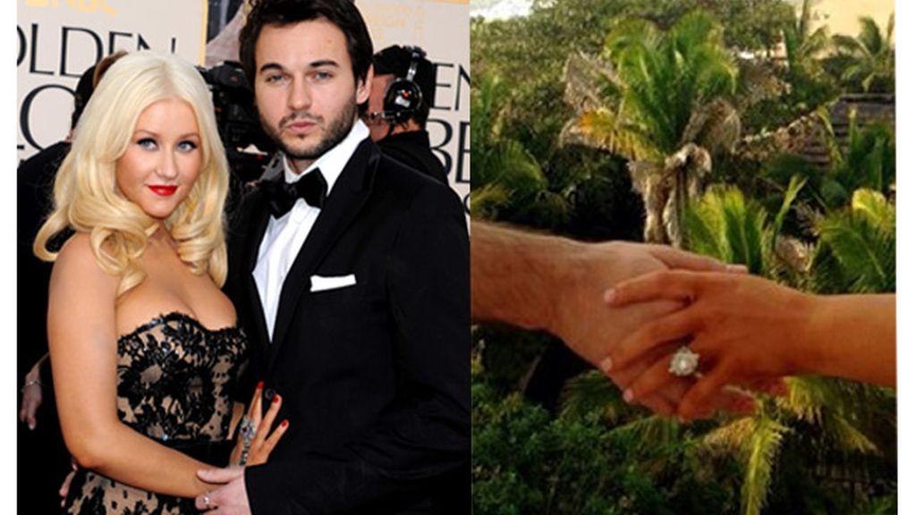 Alerta 'babyboom':¿Christina Aguilera embarazada de su segundo hijo?