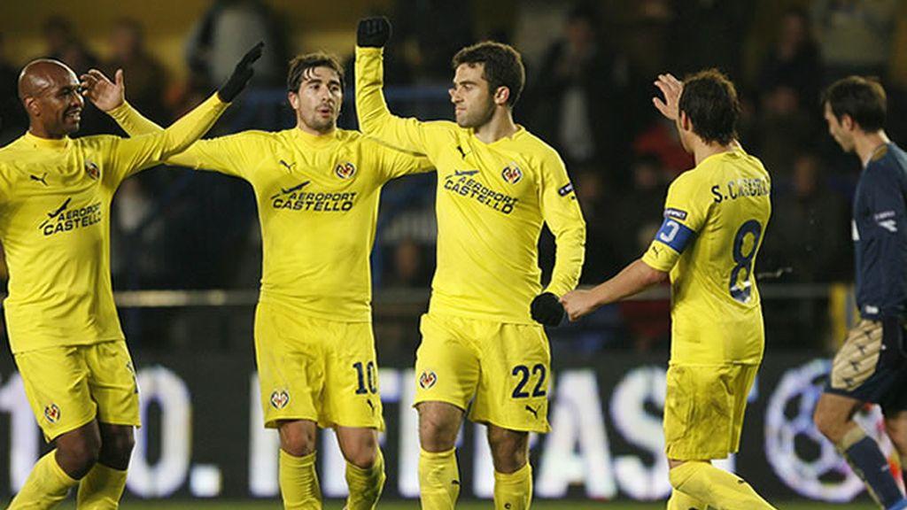 El Villarreal llega a los dieciseisavos