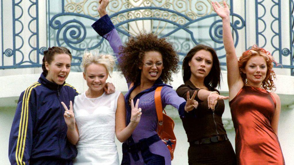 Las Spice Girls, con orgullo británico