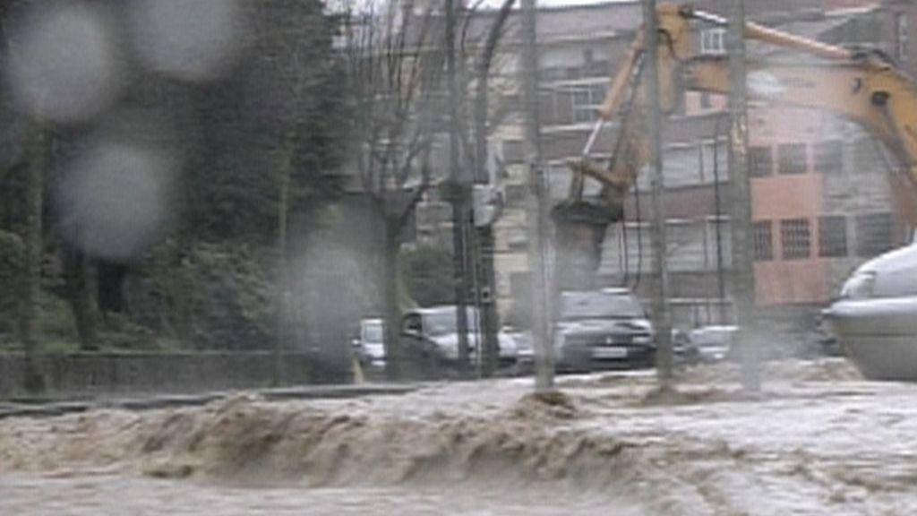 Bilbao desbordado