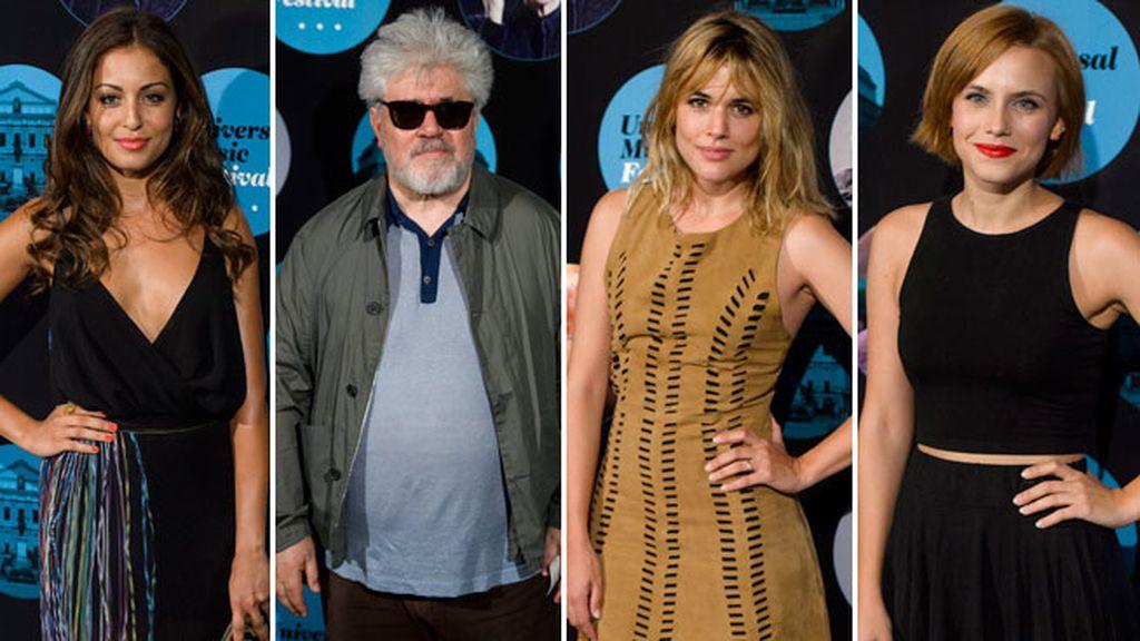 El 'Universal Music Festival' de Madrid reúne a numerosas caras conocidas