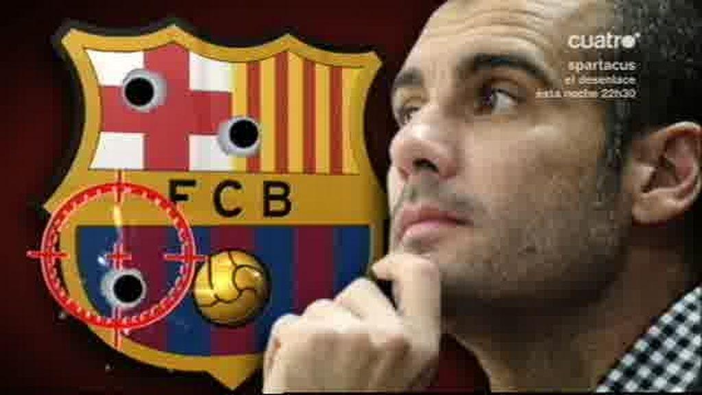 Mou dispara contra el Barça