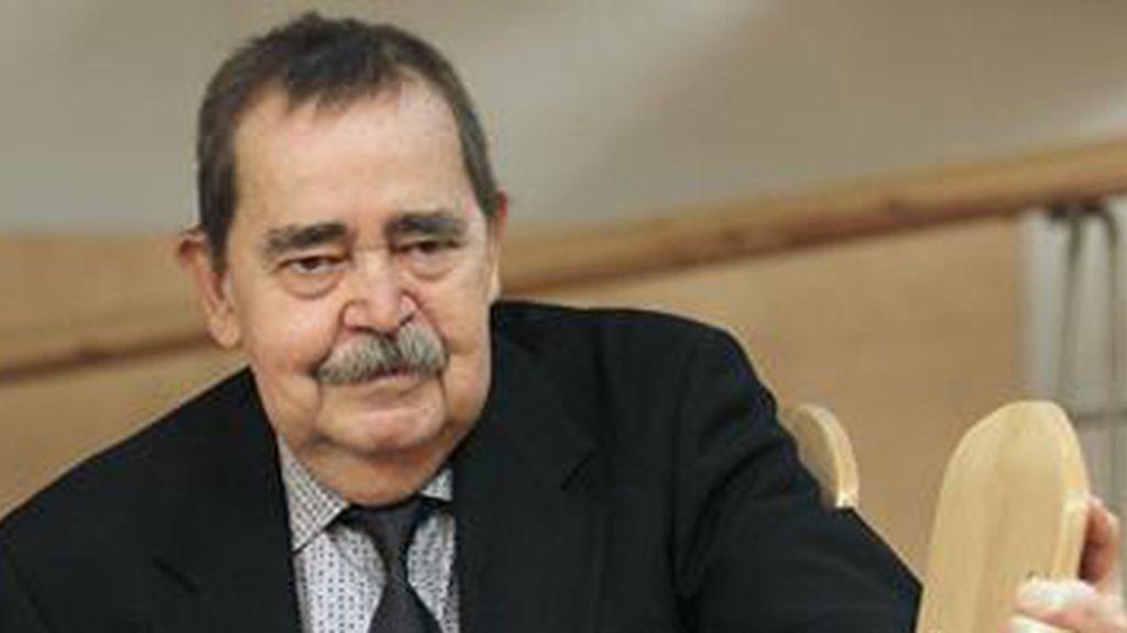 El filósofo y escritor Eugenio Trías