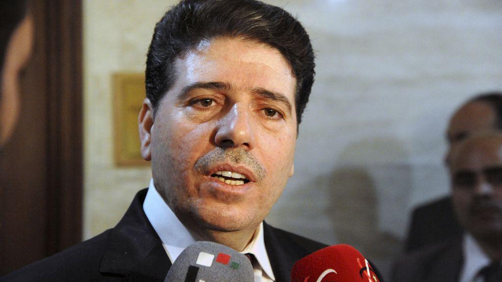 Al Assad vuelve a nombrar a Al Halki como primer ministro y le encarga formar gobierno