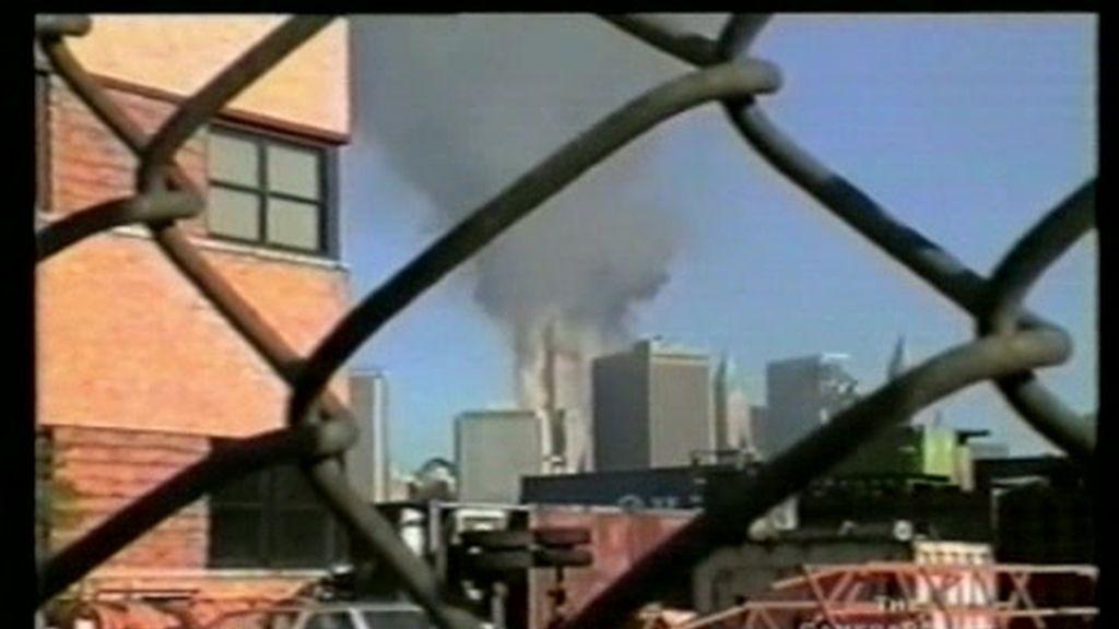 Nuevas imágenes del 11-S